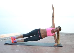 plancha abdominales 30 dias
