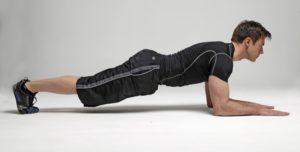 planchas abdominales rutina