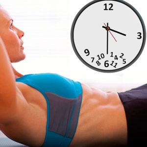 abdominales en 8 minutos funciona