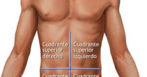abdominales superiores e inferiores