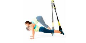 ejercicios abdominales con trx
