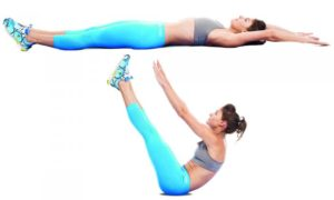 ejercicios abdominales definicion