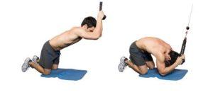 ejercicios abdominales avanzados