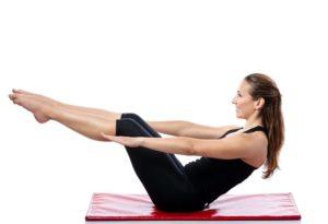 ejercicios abdominales altos