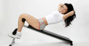 ejercicios abdominales autocarga