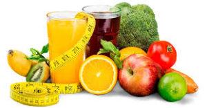 dieta para marcar abdominales en una semana