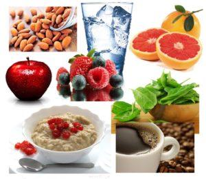 dieta para marcar abdominales y ganar masa muscular
