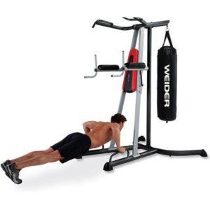 maquina abdominales gimnasio