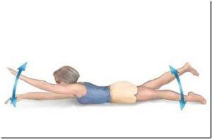 marcar abdominales en 2 semanas