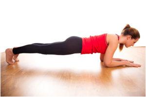 abdominales isométricos ejercicios